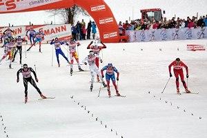 Tour de Ski - Zielspurt