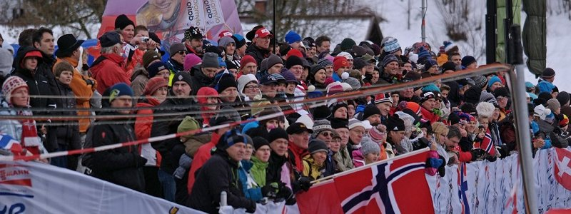 Tour de Ski - Zuschauer