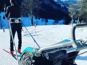 Thule Chariot Skiset1