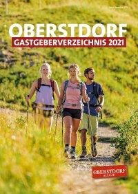 Gastgeberverzeichnis 2021
