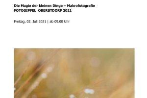 Infoblatt Makrofotografie