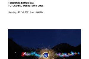 Infoblatt Lightpainting