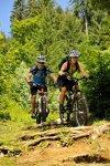 Mountainbiktour übers Fuchsloch