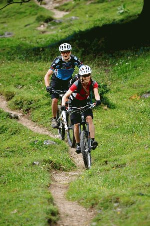 Mountainbiketour Nebelhorn