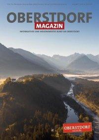 Oberstdorf Magazin 07/2021