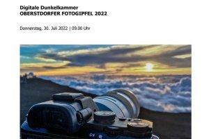 Oberstdorfer Fotogipfel - Infoblatt Digitale Dunkelkammer