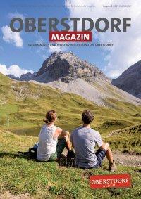 Oberstdorfer Magazin 08/2021