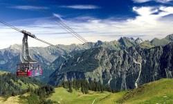 Fellhornbahn Sommer