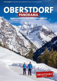 Panoramakarte Winter
