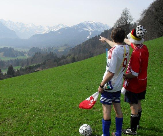 Oberstdorf macht sich WM-fertig