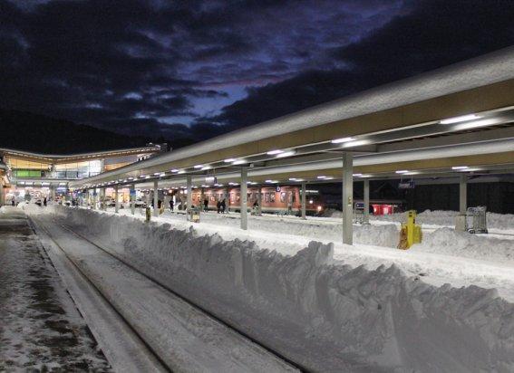 Oberstdorfer Bahnhof