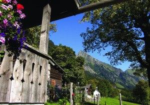 Häuser in Gerstruben