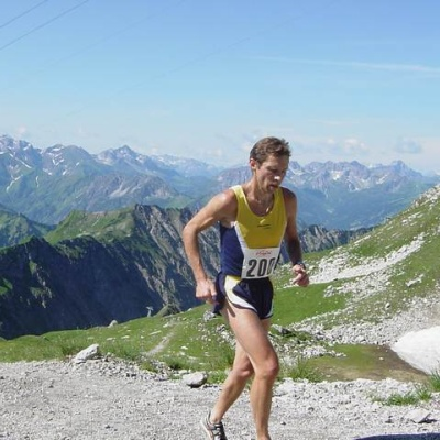 Nebelhornberglauf