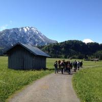 Wanderung über die Öschwiesen