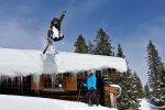 Im Skigebiet Fellhorn
