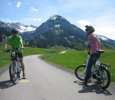 Geführte E-BikeTour