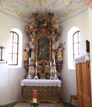 Kapelle St. Anna in Rubi