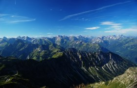 Nebelhorn Gipfelblick