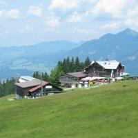 Söllereckbahn Bergstation