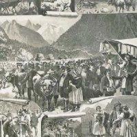 Vor 100 Jahren: Viehscheid zu Oberstdorf