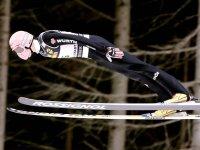 Oberstdorfer Skispringer Georg Späth