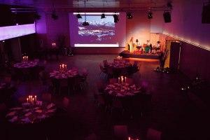 Gala-Dinner mit musikalischem Programm