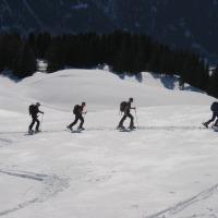 Skitourenfreunde