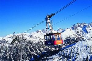 Fellhornbahn im Winter