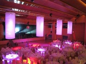 Saal Nebelhorn Gala-Abend