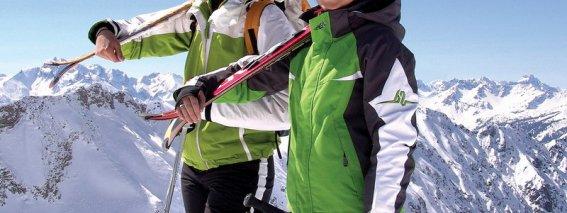 Auf zum Skilift