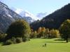 Golfplatz Oberstdorf Loch 1