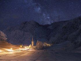 Tiefenbach bei Nacht