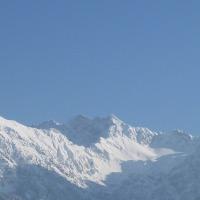 Rubihorn verschneite Pracht - 21.01.13