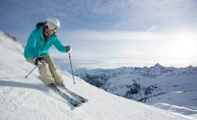 Skivergnügen in Oberstdorf
