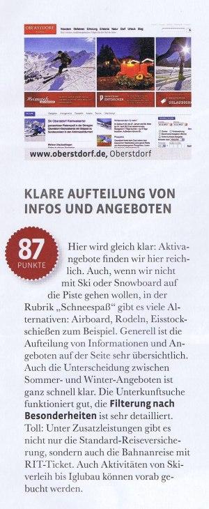 Ergebnis Oberstdorf