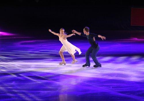 Nelli Zhiganshina und Alexander Gazsi