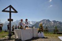 Berggottesdienst Fellhorn Juni 2010