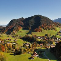 Tiefenbach im Herbst