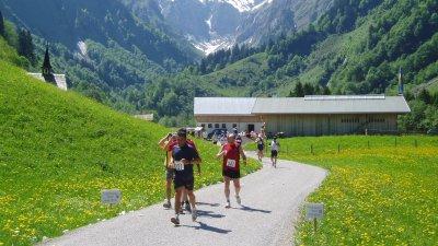 Oberstdorfer Gebirgstäler Halbmarathon