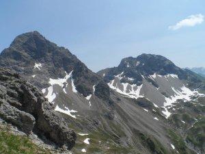Großer Krottenkopf & Hermannskarspitze