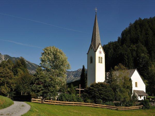Tiefenbach Kirche