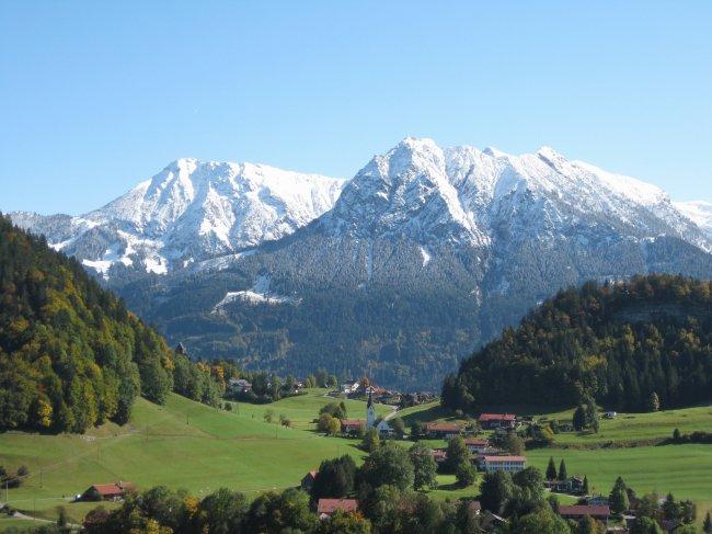 Tiefenbach aus Richtung Geißberg