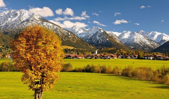 Herbst Panorama