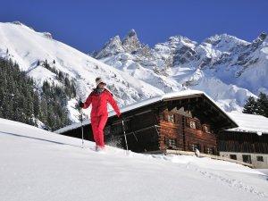 Winterwandern in Einödsbach