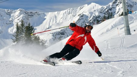 Skispaß am Fellhorn
