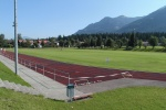 Gymnasium Sportplatz