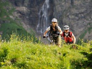 Mountainbike Käsealpe Tourismus Oberstdorf