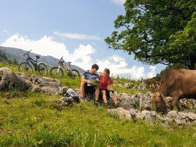 Mountainbike Rohrmoostal 2 Tourismus Oberstdorf
