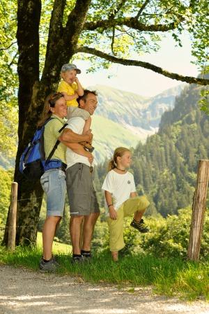 Familienwandern Gerstruben Tourismus Oberstdorf (2)