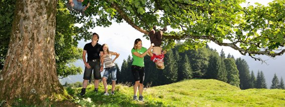 Familienwandern Oberstdorf Tourismus Oberstdorf (2)